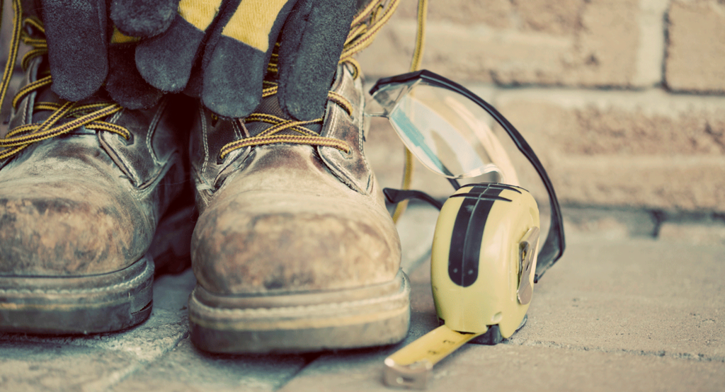 Site Safety: Foot Safety