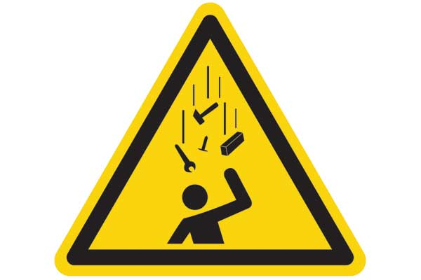 Site Safety: Falling Objects