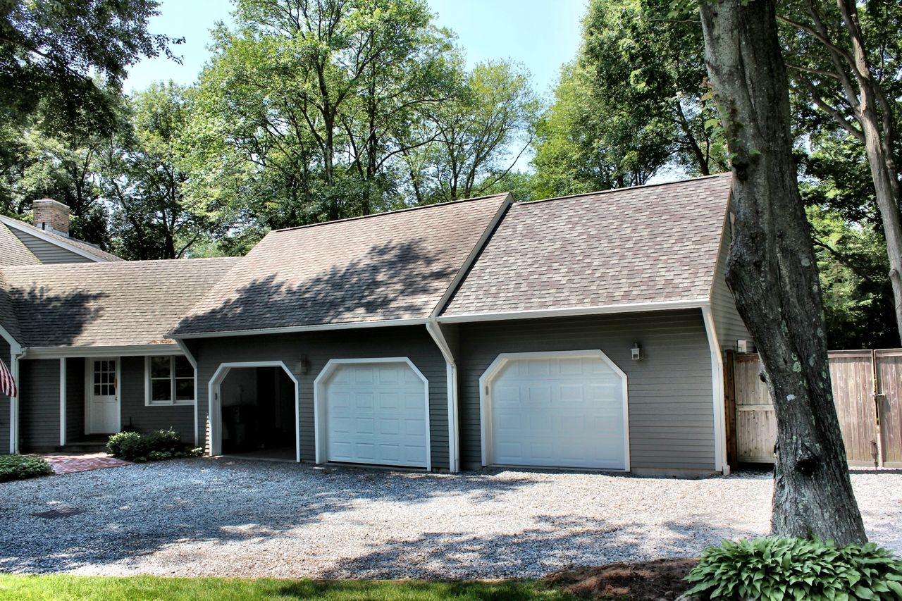 Garage Addition – Essex, CT – Sapia Builders Corp