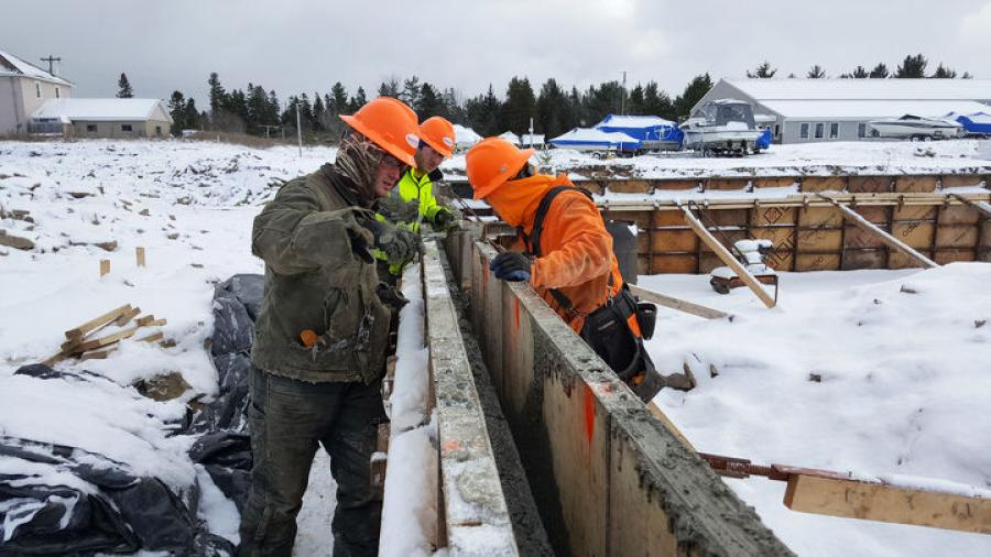 Site Safety: Cold Weather Injury Prevention